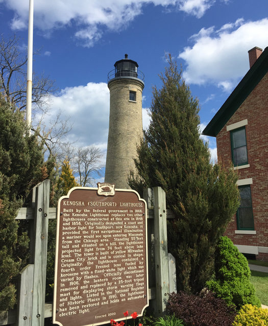 Kenosha greets guests with Wisconsin beauty, excitement and history