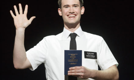 'The Book of Mormon' uses clever twists for salty stage fun