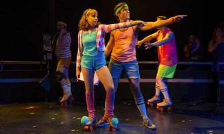 'Xanadu' at American Theater Company is roller toe summer fun