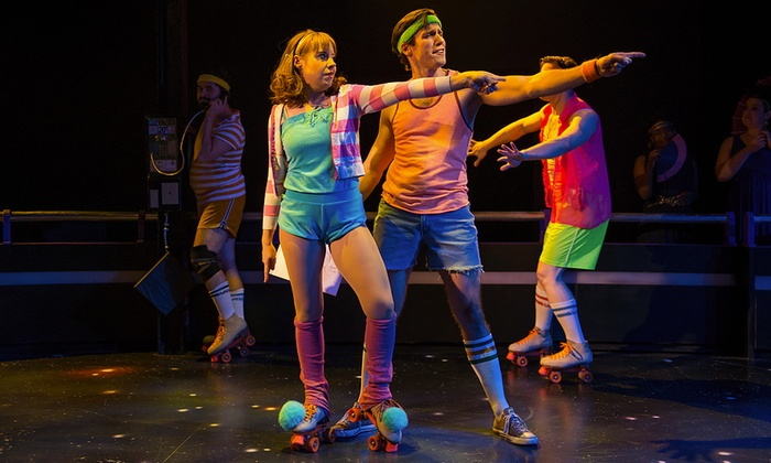 'Xanadu' at American Theater Company is roller toe summer fun