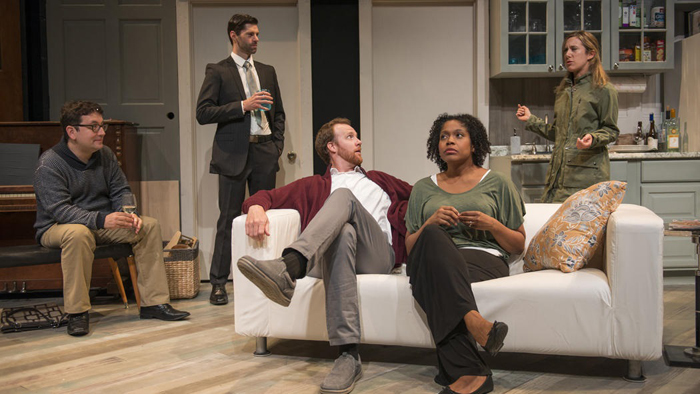 'This' at Windy City Playhouse reveals pain/joy of complicated relationships