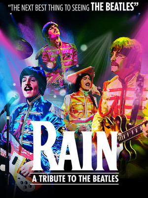 REVIEW: April 'Rain' brings Beatles music for Broadway in Chicago remaining weekend run