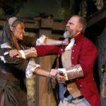 REVIEW: First Folio's World Premiere 'Man-Beast' succeeds with stage shivers and intrigue