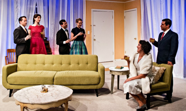 REVIEW: Pride Films and Plays' 'Perfect Arrangement' a polished tale of private lives