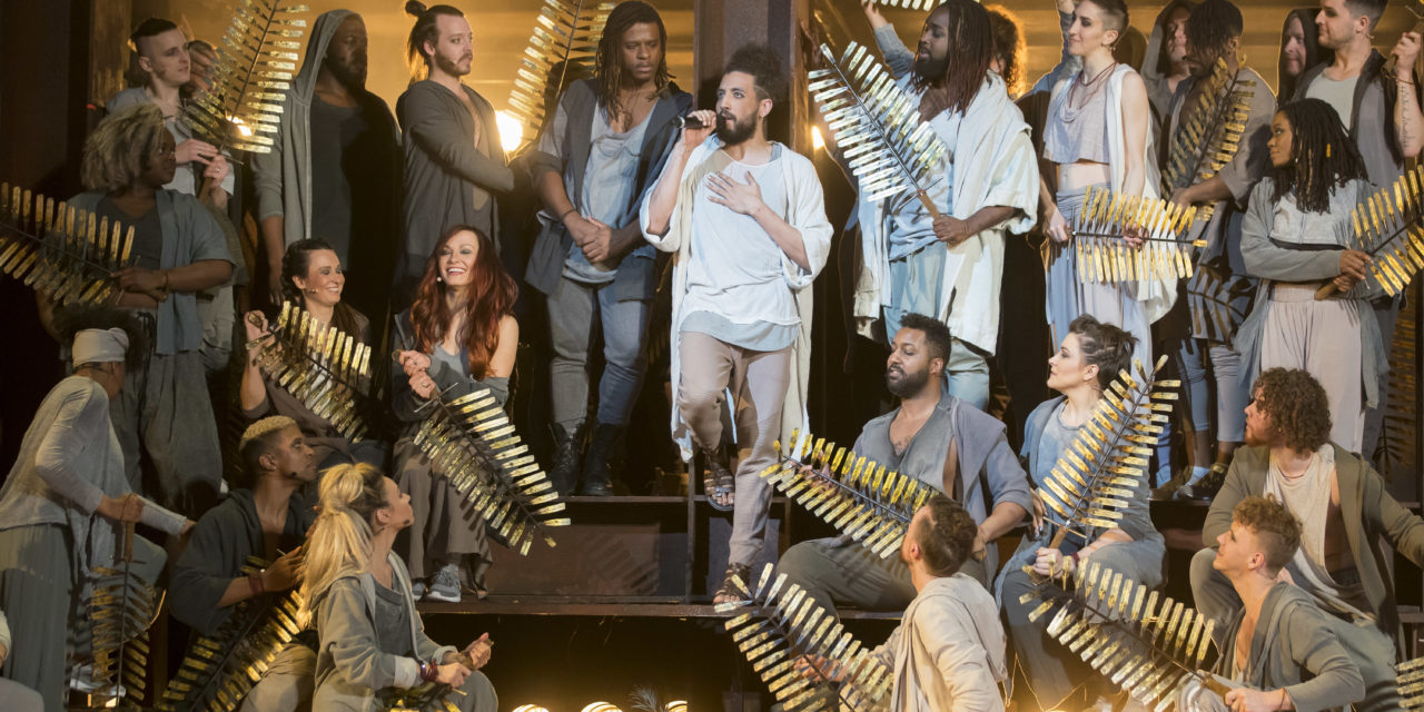 REVIEW: Chicago Lyric's North American premiere of 'Jesus Christ Superstar' earns praise and awe