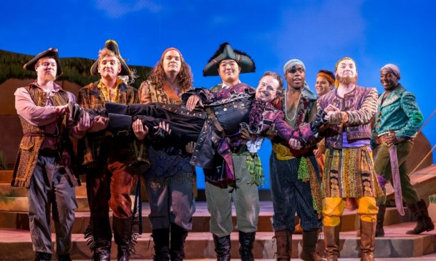 REVIEW: Music Theater Works' 'Pirates of Penzance' a treasured stage adventure