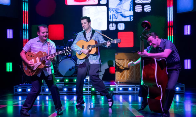 REVIEW: Elvis Presley earns 'King' title in Chicago premiere 'Heartbreak Hotel'