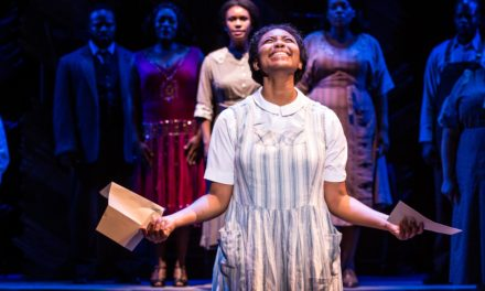 REVIEW: New national Broadway tour for 'The Color Purple' a simple sensation