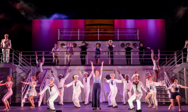 REVIEW: 'Anything Goes' at Music Theater Works is a splashy sensation