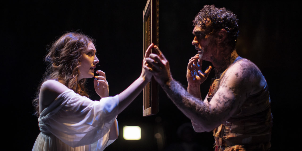 REVIEW: 'Mary Shelley's Frankenstein' stitches together worlds of author and fable
