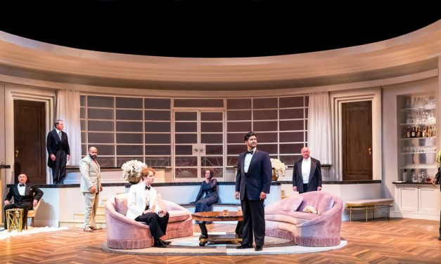 REVIEW: Drury Lane's 'And Then There Were None' mysteriously lacks intrigue