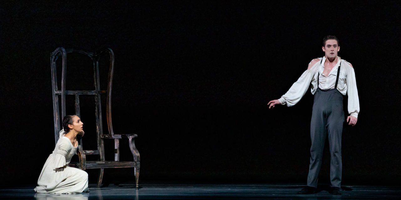 REVIEW: Joffrey 'Jane Eyre' triumphs, gives timeless story modern appeal